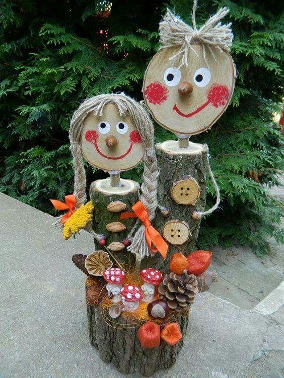 Осеннее творчество: большая подборка креативных идей