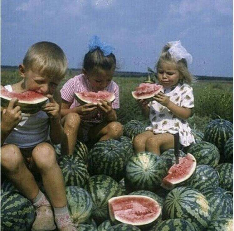 25 фото, которые покажут советское детство