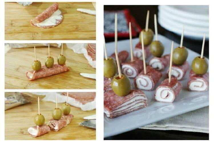 22 идеи: вкусные, легкие и оригинальные закуски — прекрасно подходят к любому столу!