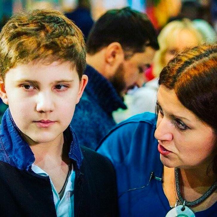 12 ноября мой четырнадцатилетний сын пришёл из школы