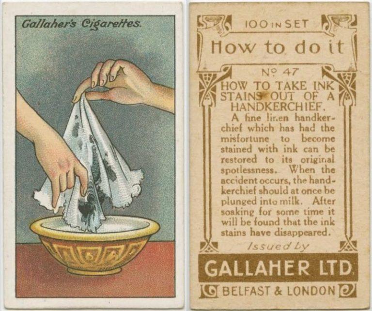 15 полезных советов 100-летней давности, которые пригодятся и сегодня
