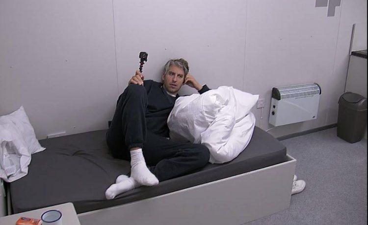Телеэксперимент: пять суток в одиночной уютной камере без Интернета