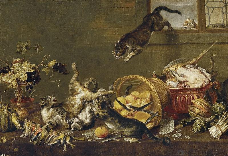 Уроки из кошачьего словаря викторианской эпохи