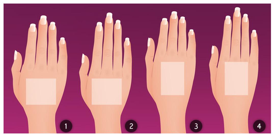 Как форма рук влияет на ваш характер
