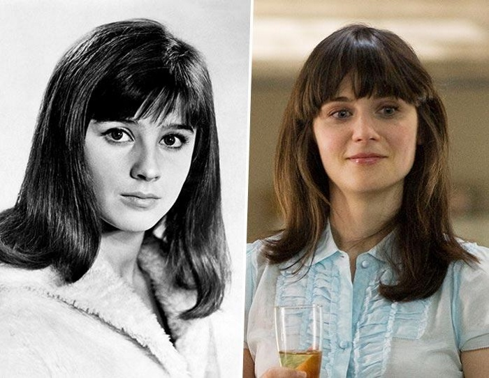 Современные актрисы, которые похожи на советских в молодости