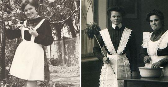 Раскрыт секрет, почему форма школьников в СССР была похожа на униформу горничных!