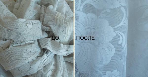 Как правильно стирать тюль и другие ткани чтобы они не желтели